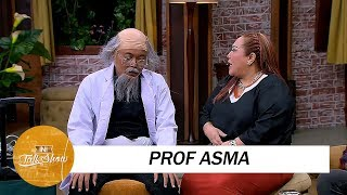 Video Professor Asma yang Bikin Ikke Ketawa Sampai Nangis MP3, 3GP, MP4, WEBM, AVI, FLV Januari 2019