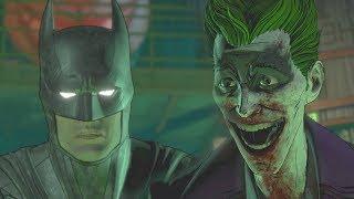 Video Batman Vs Vigilante Joker - Batman: The Enemy Within (Episode 5 - Same Stitch) MP3, 3GP, MP4, WEBM, AVI, FLV Oktober 2018