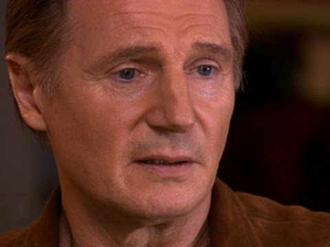 Liam Neeson - Actor Liam Neeson says the sudden death of his wife Natasha Richardson still doesn't seem real, even five years later. Anderson Cooper profiles the Hollywood...