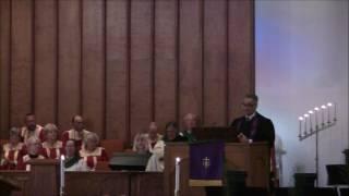 """Sermon: """"So You Think You Know Jesus"""", Rev. Craig Wright, Palm Sunday, April 9, 2017"""