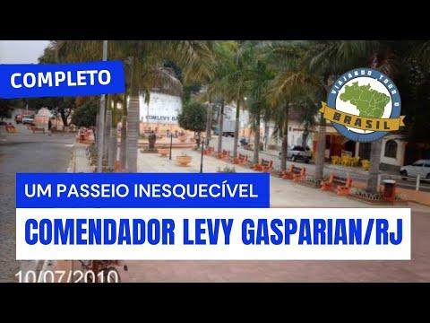 Viajando Todo o Brasil - Comendador Levy Gasparian/RJ - Especial