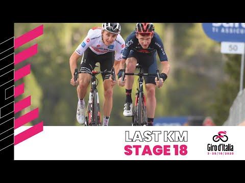 Giro d'Italia 2020 | Stage 18 | Last Km