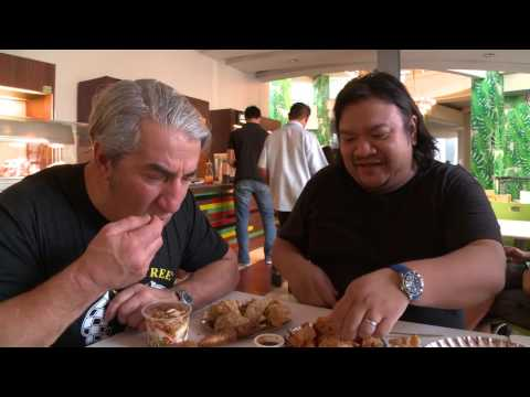 Mike Colameco's Real Food FILIPINO MALL DINING
