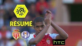 Revivez les meilleurs moments de AS Monaco - Toulouse FC (3-1) en vidéo. Ligue 1 - Saison 2016/2017 - 35ème journée Stade Louis II - samedi 29 avril 2017 But...