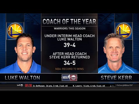 [Playoffs Ep. 9/15-16] Inside The NBA (on TNT) Full Episode – Steve Kerr Wins Coach of the Year