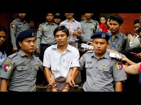 Myanmar: Berufung abgelehnt - Reuters Reporter bleibe ...