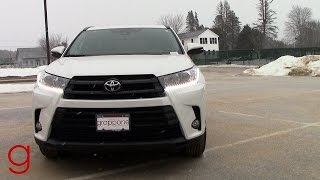 Nonton 2017 Toyota Highlander SE   Snowy Road Test & Review Film Subtitle Indonesia Streaming Movie Download