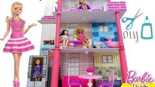 Video Barbie Asansörlü Rüya Evi Nasıl Yapılır? Kendin Yap DIY MP3, 3GP, MP4, WEBM, AVI, FLV November 2017
