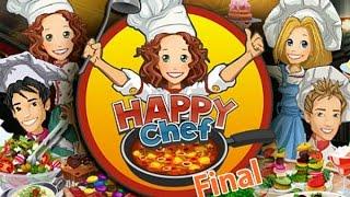 Happy Chef videosu