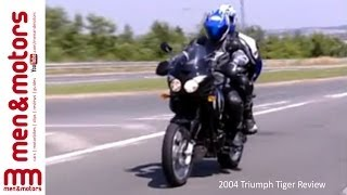 4. 2004 Triumph Tiger Review