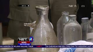 Download Video Pabrik Narkoba Liquid Vape Telah Menjual Produk Ke 48 Kota Di Indonesia- NET 5 MP3 3GP MP4