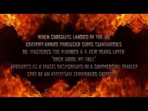 METALLY INSANE - Rock Until We Fall (lyric video)