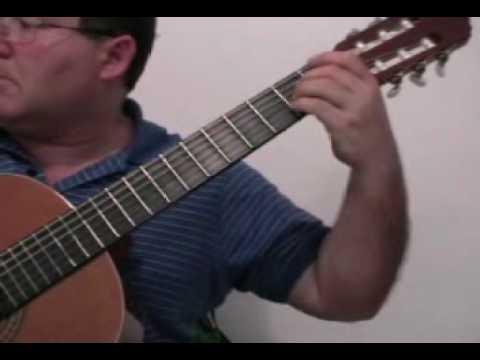 Leccion 8 - Sapo Cancionero - curso de guitarra