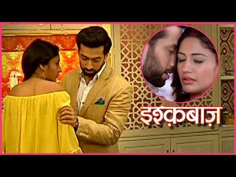 Shivaay and Anika Kitchen Romance In Ishqbaaz   �