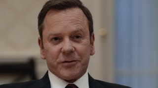 Designated Survivior - President Kirkman | official FIRST LOOK clip (2016) Kiefer Sutherland by Movie Maniacs