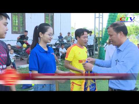 Giải bóng đá nam thị trấn Cam Lộ 2020