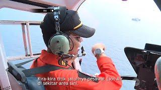 Video Persiapan Ditpoludara Memantau Lewat Udara Pencarian Pesawat Lion Air JT 610 MP3, 3GP, MP4, WEBM, AVI, FLV Maret 2019