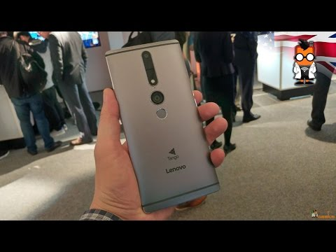 , title : 'Lenovo phab 2 Pro Hands On - First Project Tango Smartphone for $499'