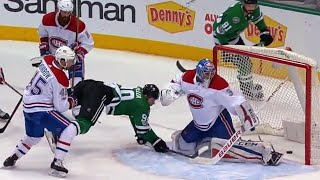 Stars' shore snipes and Spezza scores while falling for two quick goals vs Canadiens by Sportsnet Canada