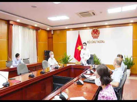 Bộ Công Thương đưa ra giải pháp hỗ trợ Bắc Giang tiêu thụ nông sản