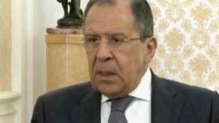 Лавров: американская коалиция действует в Сирии нелегитимно