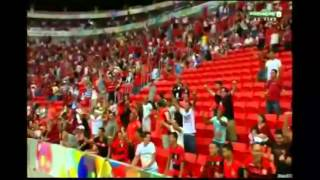 Gol de Hernane Flamengo 1x0 Vasco hoje dia 06/10/2013.