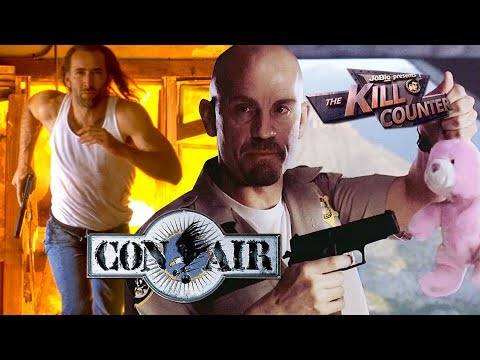 Con Air - The Kill Counter