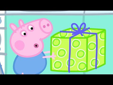 Peppa Pig en español - Canal Kids - Español Latino - - ¡Feliz cumpleaños, George! - Capitulos Completos - Pepa la cerdita