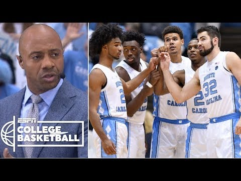 'North Carolina is the biggest sleeper' for 2019 NCAA tournament - Jay Williams | College GameDay - Thời lượng: 3 phút, 31 giây.