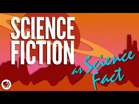 Science Fiction - Why is some science fiction so good at predicting actual science? SUBSCRIBE, it's FREE! http://bit.ly/iotbs_sub ↓ More below ↓ Do Ray Bradbury, Arthur C. Cla...