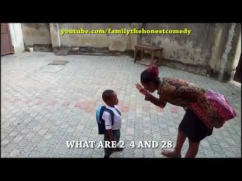 MATHS TEACHER Funniest Emmanuella Vs Marvelous Mark Angel Comedy Episode 132