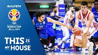 Italy v Croatia - Highlights - FIBA Basketball World Cup 2019 - European Qualifiers