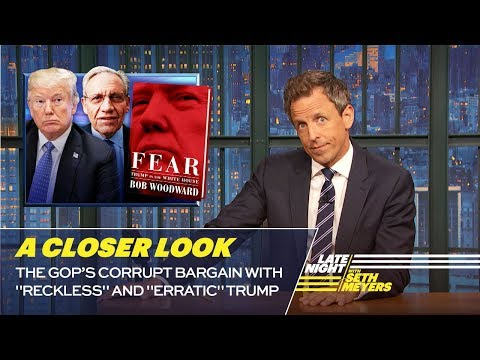 """The GOP's Corrupt Bargain with """"Reckless"""" and """"Erratic"""" Trump: A Closer Look"""
