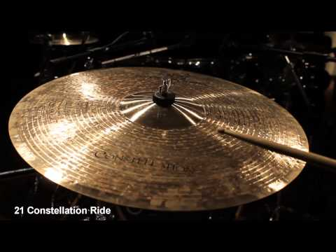 Supernatural Cymbals 21 Constellation Ride