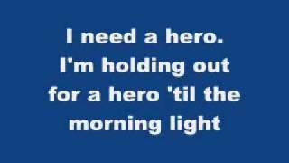 Video shrek 2 I need a hero (with lyrics on the screen) MP3, 3GP, MP4, WEBM, AVI, FLV Desember 2017