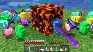 Minecraft UHC but every drop is RANDOM.. still.