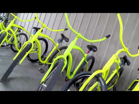 ¡Te prestamos una bici!