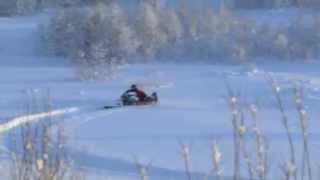 7. 1994 Arctic cat Pantera 580 efi deep powder snow