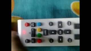 Download Lagu gtpl white remote learning setup with any tv remote Mp3