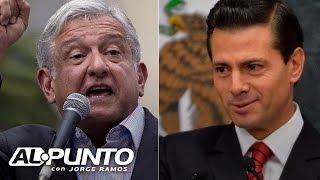 Video Si López Obrador llega a la presidencia, ¿investigaría a Peña Nieto por la 'Casa Blanca' de México? MP3, 3GP, MP4, WEBM, AVI, FLV Juni 2019