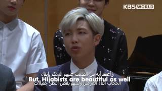 Download Lagu [Eng Sub] 150529 KBS World Arabic Star Interview with BTS PART 2 Mp3