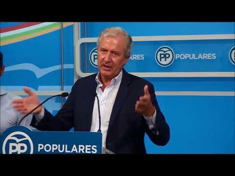 Del Río y Guerreros analizan la política de becas de los gobiernos del Partido Popular
