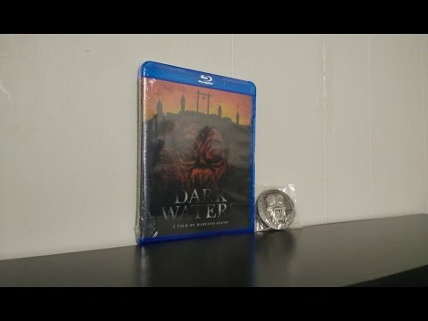 Dark Waters Blu-Ray Unboxing With Dark Amulet Pin