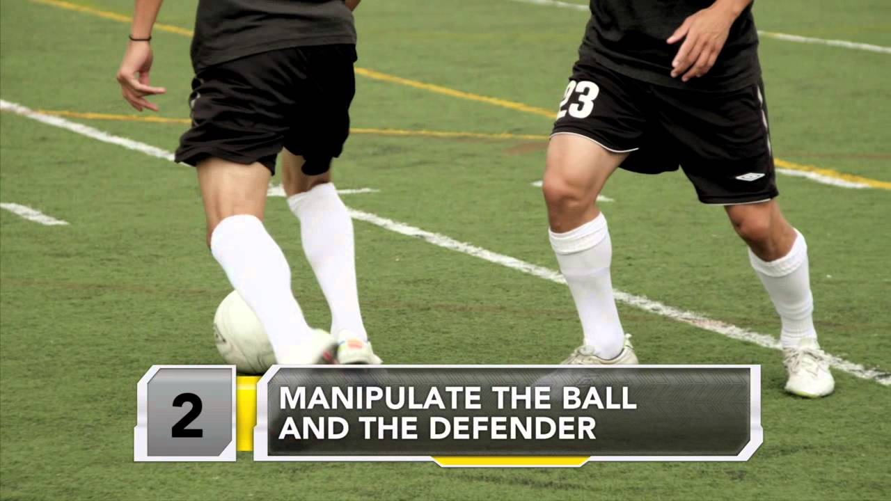 Intro to Dribbling the Ball