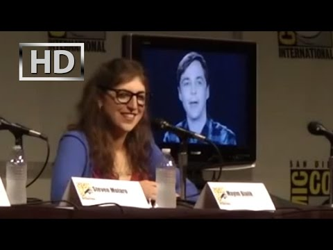 6 18 2012 - http://www.facebook.com/moviemaniacsDE - Season 6 will be back on September 27th, 2012. Missed the Big Bang Theory panel at this years Comic-Con ? With Host ...