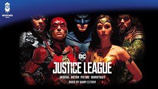 Justice League Original Motion Picture Soundtrack - Danny Elfman (Full Album)