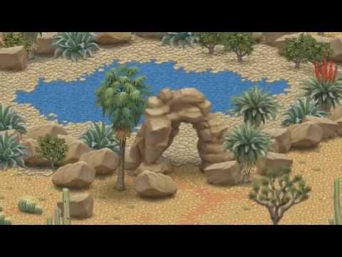Video of Inner Garden: Desert Garden