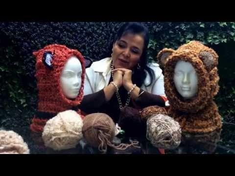 Boina Estrella Tejido En Crochet Tejiendo Con Laura | Review Ebooks