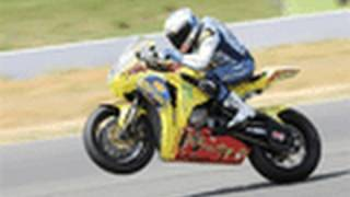 10. 2009 Corona Honda CBR1000RR Superbike Review