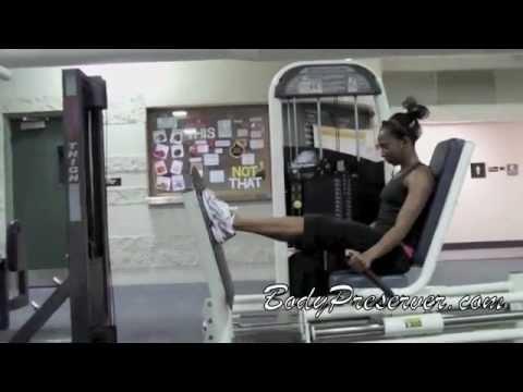 muscle legs women